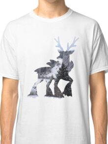 Sawsbuck (winter) used natural gift Classic T-Shirt