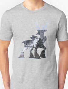 Sawsbuck (winter) used natural gift T-Shirt