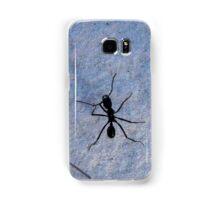 Ant in wilderness Samsung Galaxy Case/Skin