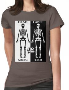The Social Club Womens Fitted T-Shirt
