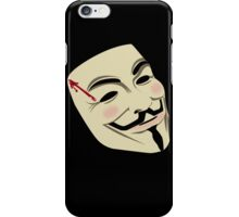 Who Watches Us? iPhone Case/Skin