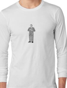 Clay Davis Clean Version Long Sleeve T-Shirt