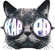 Kappa Cat Galaxy by trendysticks