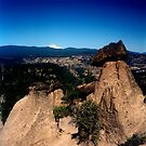 Oregon's Balancing Rocks by Syd Bates