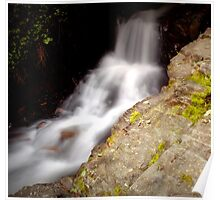 Stringers creek,walhalla Poster