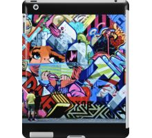 Cartoon Chaos iPad Case/Skin