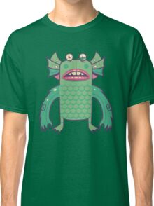 Black Lagoon Monster's Ugly Brother Classic T-Shirt