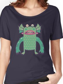 Black Lagoon Monster's Ugly Brother Women's Relaxed Fit T-Shirt