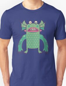 Black Lagoon Monster's Ugly Brother Unisex T-Shirt