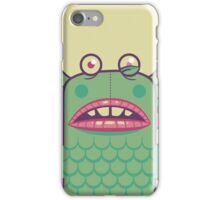 Black Lagoon Monster's Ugly Brother iPhone Case/Skin