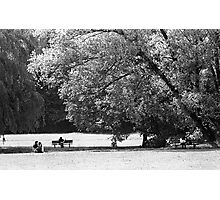 Munich Park Photographic Print