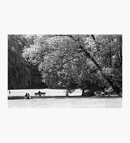 Munich Park Photographic Print