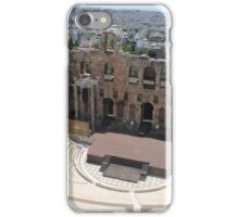 Amphitheatre, Athens Greece. iPhone Case/Skin