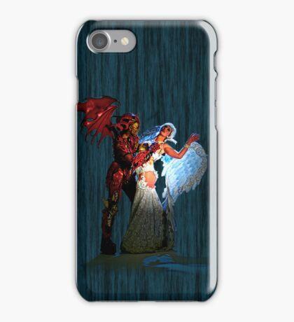 Good VS Evil iPhone Case/Skin