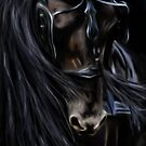 Friesian Spirit by Michelle Wrighton