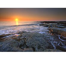 """Tomorrow Always Comes"" ∞ Caloundra, QLD - Australia Photographic Print"