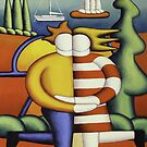 The Lovers Yacht by Alan Kenny