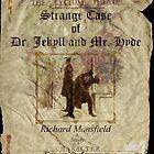 Altered, Robert Louis Stevenson's Strange Case of Dr. Jekyll & Mr. Hyde Theatre Poster by Cameron Hampton