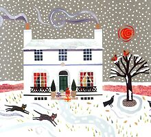 A John Keats Christmas by Amanda White