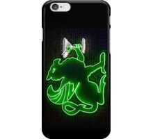 Las Vegas Neon Collection - Griffin Martini iPhone Case/Skin