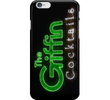 Las Vegas Neon Collection - The Griffin  iPhone Case/Skin