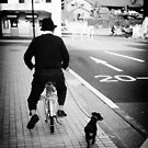 Man &amp; Dog by jdcb42
