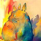 Totoro by ururuty