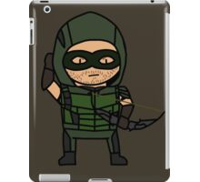 The Green Arrow iPad Case/Skin