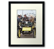 Progress 1901 Framed Print