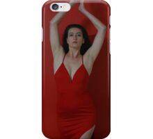Red Swan iPhone Case/Skin