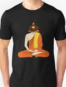 Third Eye Monk T-Shirt