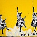 Dancing Liberty  by eyeshoot