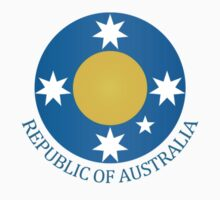 Republic of Australia by Kim  Lynch