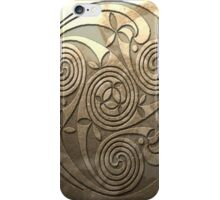 Knotwork Seal iPhone Case/Skin