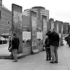 Berlin Wall Memorial, Potsdamer Platz by Nick Coates