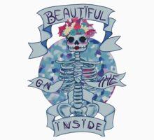 Beautiful on the inside Baby Tee
