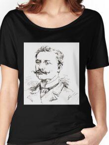 Gaston Vuillier Goron Marie Francois Women's Relaxed Fit T-Shirt