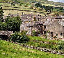 Thwaite, Swaledale - The Yorkshire Dales by Dave Lawrance