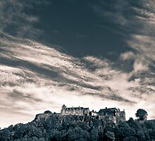 Stirling Castle by Wan Mekwi