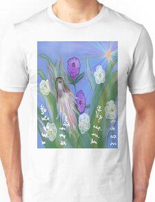 Fairy Floral Unisex T-Shirt