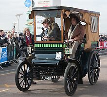 Delahaye 1899 by Keith Larby