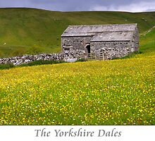 Yorkshire Dales 2014 Calendar cover by Dave Lawrance