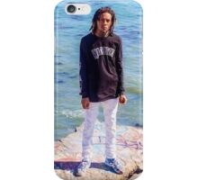 Chris Travis iPhone Case/Skin
