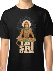 Hanuman Sankat Mochan Classic T-Shirt