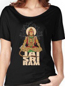 Hanuman Sankat Mochan Women's Relaxed Fit T-Shirt