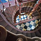 Hatteras Staircase by Robin Lee