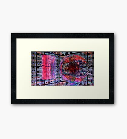 Digit Framed Print