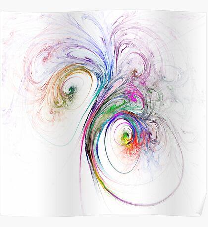 Bouquet of Colours Poster