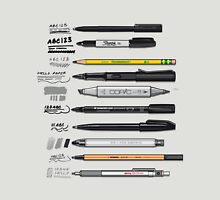 Pen Collection For Sketching And Drawing T-Shirt
