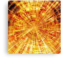Firework Fantasia Canvas Print